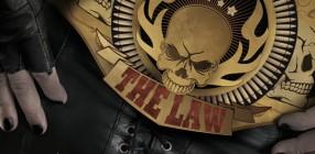 Kamikaze Kings | The Law (Album Cover)