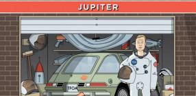 The Flight Of Apollo   Jupiter