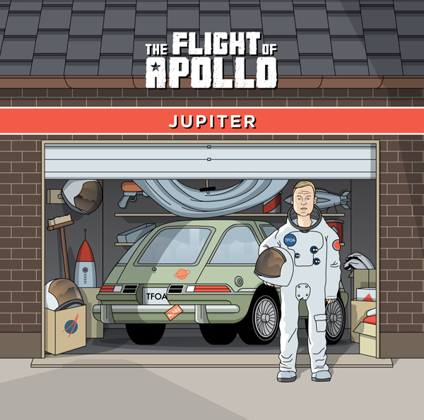 The Flight Of Apollo | Jupiter