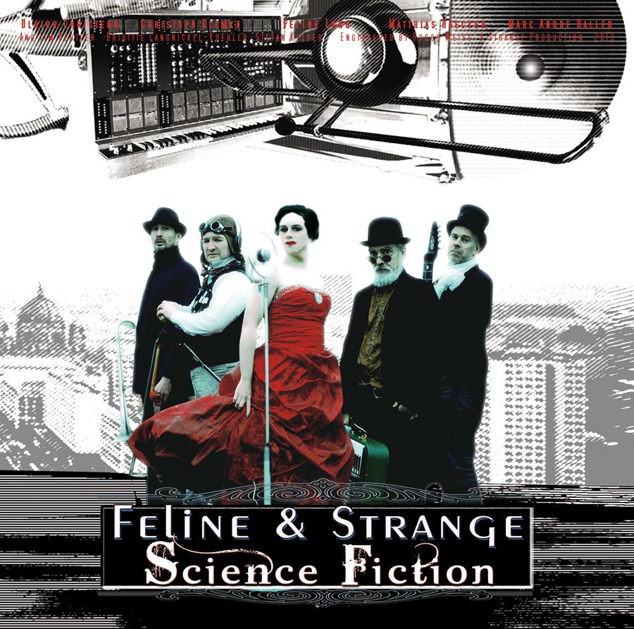 Feline And Strange | Science Fiction