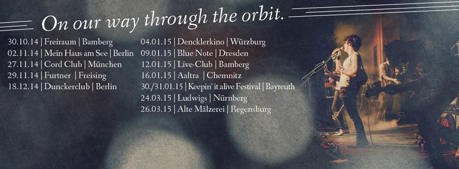 William's Orbit | Tour