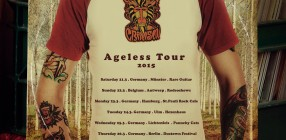 Captain Crimson | Tourdaten 2015