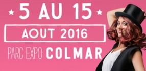 Foire aux Vins d'Alsace 2016