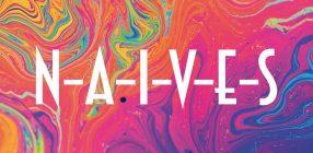 N-A-I-V-E-S | N-A-I-V-E-S (Album Cover)