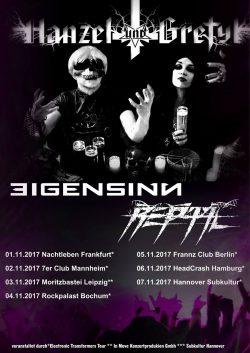 Reptil | Tour 2017