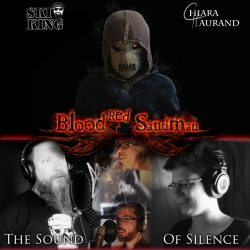 "Blood Red Sandman | ""Sound Of Silence"" Soundtrack"