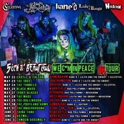 Sick N' Beautiful | UK Tour 2018