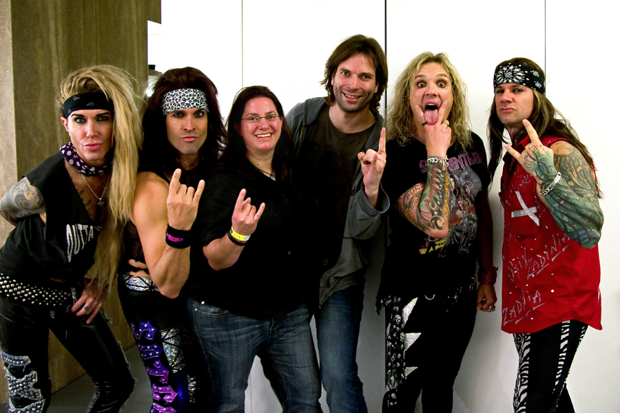 Dr. Music Promotion & Steel Panther