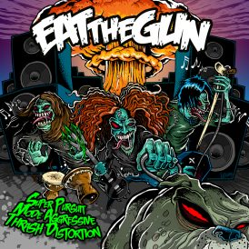 Eat The Gun | Super Pursuit Mode Aggressive Thrash Distortion