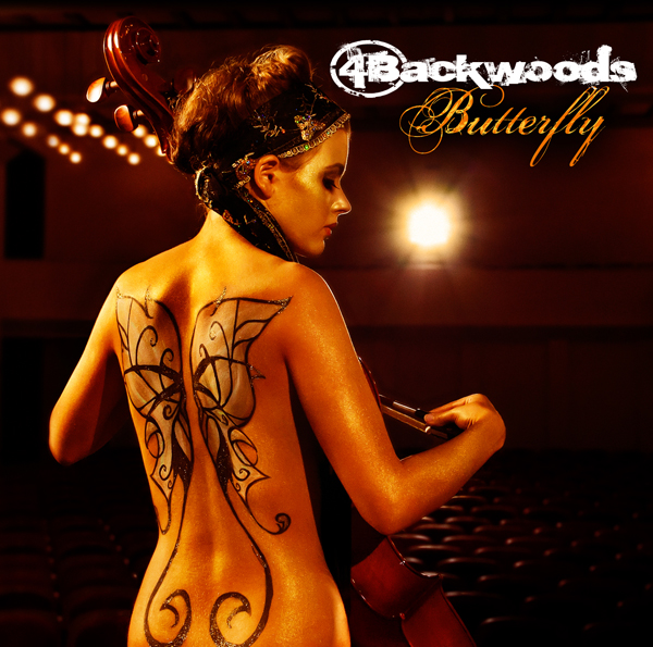 4Backwoods | Butterfly (Single Cover)