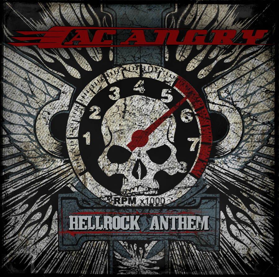 AC ANGRY   Hellrock Anthem