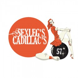Sexleg's Cadillac's | Logo