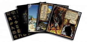 Braindance | Master Of Disguise | Novelette Cards 1
