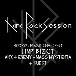 Foire aux Vins d'Alsace 2016  Hard Rock Session 2016
