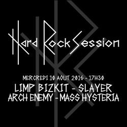 Foire aux Vins d'Alsace 2016   Hard Rock Session
