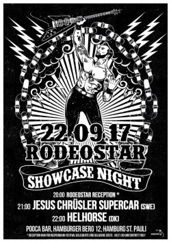 Rodeostar Showcase Night