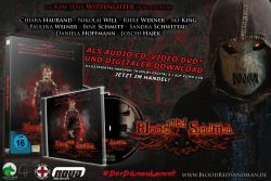 Blood Red Sandman | Anzeige
