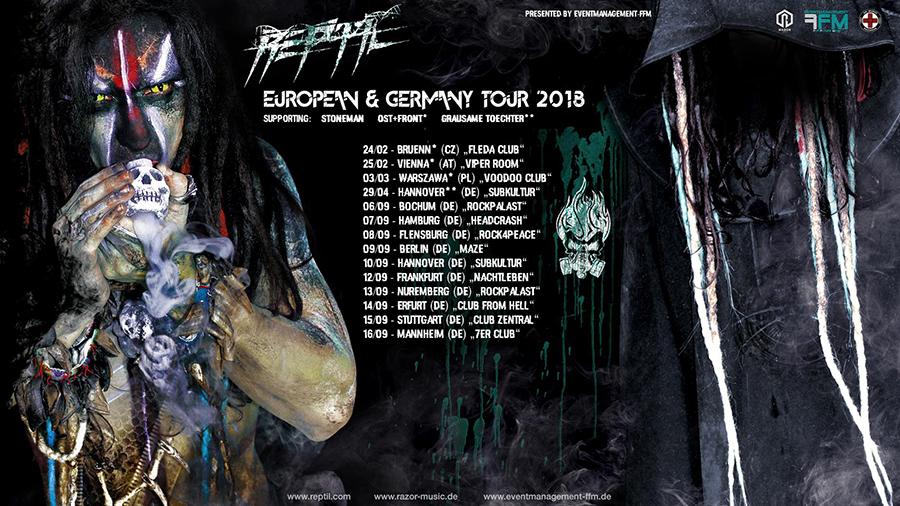 Reptil | Stoneman Tour 2018