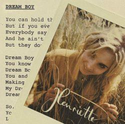 Henriette | Dream Boy (Single Cover)
