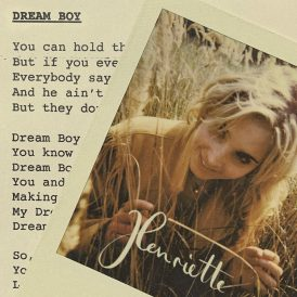 Henriette | Dream Boy (Single Cover)