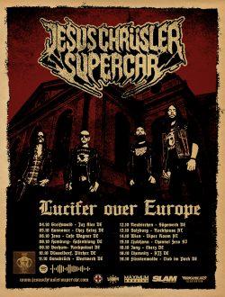 Jesus Chrüsler Supercar | Lücifer Over Europe Tour