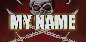 Pirates In Black | My Name