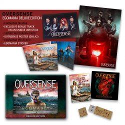 Oversense | Egomania (Deluxe Edition)